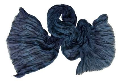 Шарф жатый мужской Tranini синий 0380 PAL 2