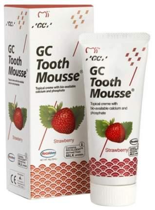 Зубной гель GC Tooth mousse, клубника