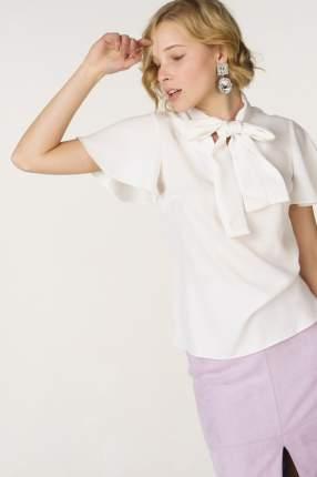 Блуза женская adL 11533521000 белая 40 RU