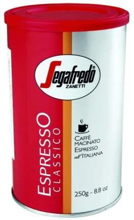 Кофе молотый Segafredo espresso classico 250 г