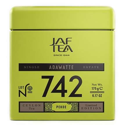 Чай Jaf Tea Adawatte № 742 черный байховый цейлонский 175 г
