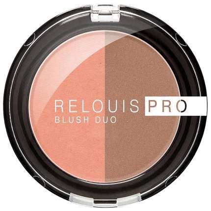 Румяна Relouis Pro Blush Duo 203 6 г
