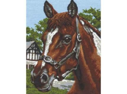 Набор для вышивания Палитра Старая конюшня