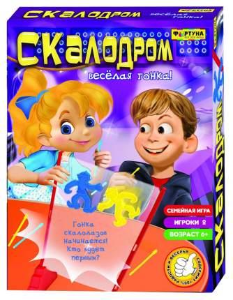 Настольная игра Фортуна Скалодром Веселая Гонка Ф86078