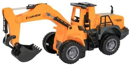 Трактор Наша игрушка с ковшом электрифицированный YF3079A