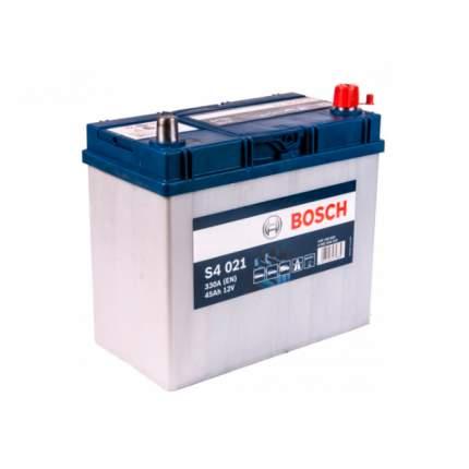 0 092 S40 210_аккумуляторная Батарея! 19.5/17.9 Евро 45ah 330a 238/129/227 Bosch