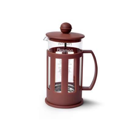 Заварочный чайник Fissman 9003 Зеленый, прозрачный