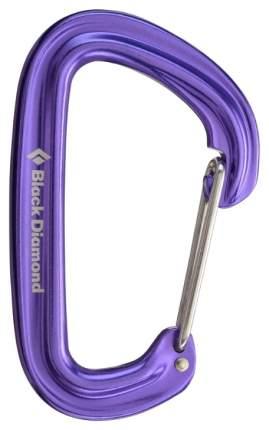 Карабин Black Diamond Neutrino Carabiner Фиолетовый