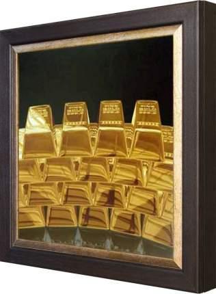"""Ключница """"Gold"""" Венге"""