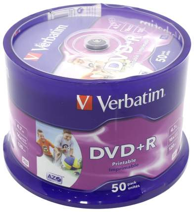 Диск Verbatim 43512