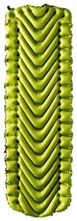 Коврик Klymit Static V2 green 183 x 59 x 6,5 см
