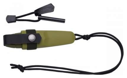 Туристический нож Morakniv Eldris 12633 зеленый