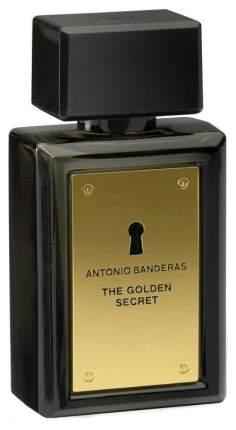 Туалетная вода Antonio Banderas The Golden Secret 50 мл