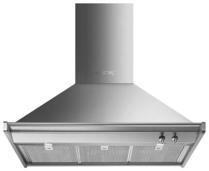 Вытяжка купольная Smeg Classica KD90HXE Silver