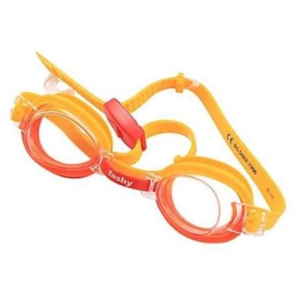 Очки для плавания Fashy Top Junior желтые