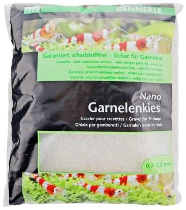 Грунт Dennerle Nano Garnelenkies для мини-аквариумов (2 кг, Белый)