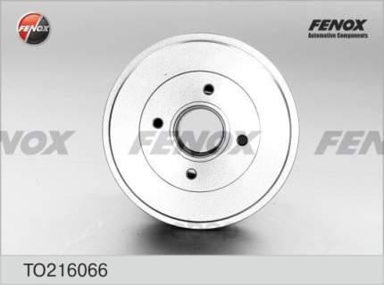 Барабан тормозной FENOX TO216066
