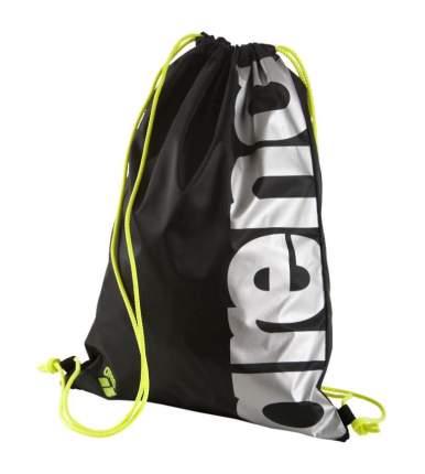 Мешок Arena Fast Swimbag, 30 л, 50 black/fluo yellow/silver