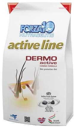 Сухой корм для собак Forza10 Active Line Dermo, рыба, 10кг
