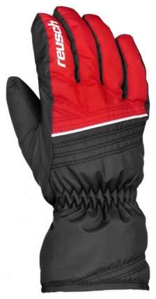 Перчатки Reusch Alan Junior красные, размер 5