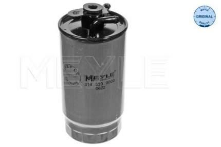 Фильтр топливный MEYLE 314 323 0000