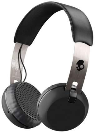 Беспроводные наушники Skullcandy Grind BT Silver/Black