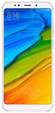 Смартфон Xiaomi Redmi 5 Plus 32Gb Rose Gold