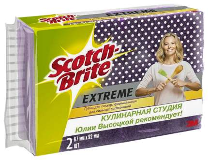 Губка Scotch-Brite для посуды NS-E-2