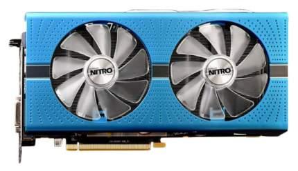 Видеокарта SAPPHIRE Technology Nitro+ Radeon RX 590 (11289-01-20G)