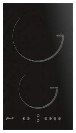 Встраиваемая варочная панель индукционная Fornelli PIA 30 VENTO Black