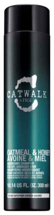 Шампунь Tigi Catwalk Oatmeal & Honey Nourishing 300 мл