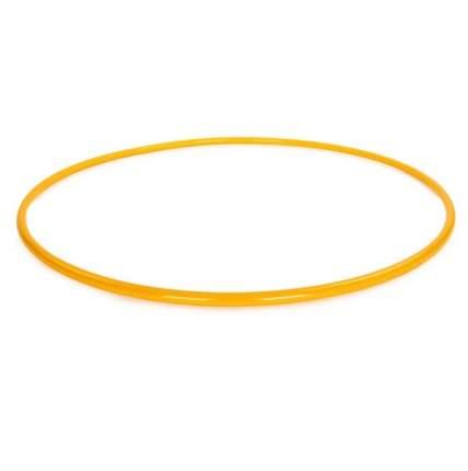 Гимнастический обруч 90 см желтый