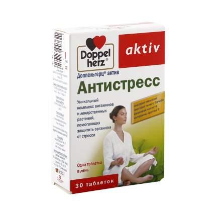 Антистресс Doppelherz Актив таблетки 30 шт.