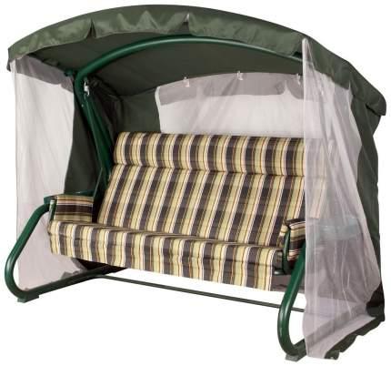 Качели садовые Удачная мебель Толедо зеленый 302