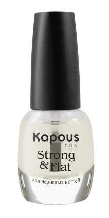 Укрепляющее базовое покрытие Kapous Hilac Strong&Flat 12 мл