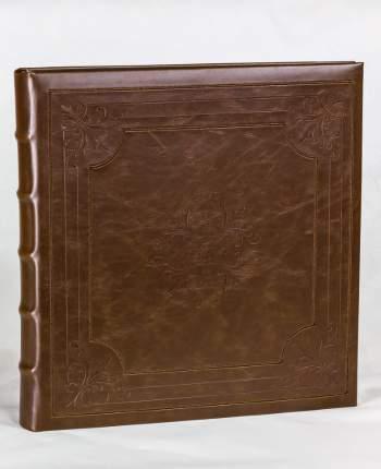 """Фотоальбом """"Классика"""" обложка тёмная эко-кожа, 60 магнитных страниц 31х32 см"""