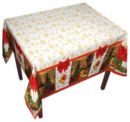 Скатерть Elegante Рождество у камина Т0634 ena311256