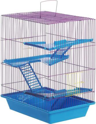 Клетка для крыс, хомяков, мышей ZooMark 52х30х41см