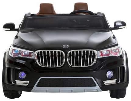 Радиоуправляемый детcкий электромобиль Harleybella BMW X7 Черный