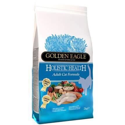 Сухой корм для кошек Golden Eagle Holistic, курица, 2кг