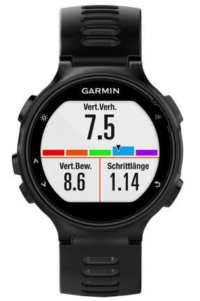 Смарт-часы Garmin Forerunner 735XT HRM-Tri/Swim черные