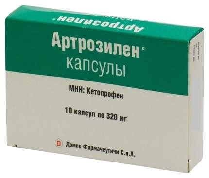 Артрозилен капсулы 320 мг 10 шт.