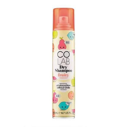 Сухой шампунь Colab Fragrance Dry Shampoo Fruity 200 мл