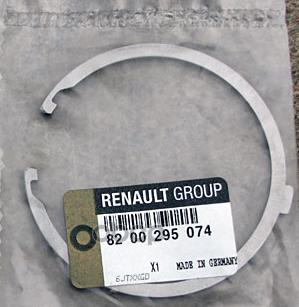 Стопорное кольцо RENAULT 8200295074