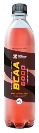Нпо Ст Напиток Bcaa 6000 мг + L-Carnitine 500 мл (вкус: яблоко-клюква)