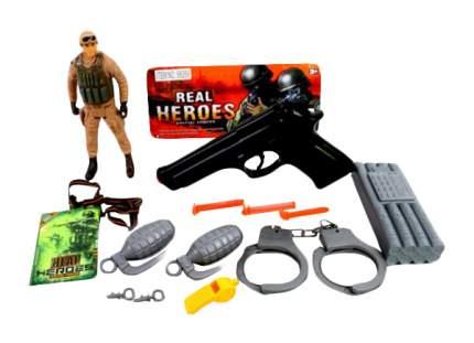 Набор игрушечного оружия Shantou Gepai Real Heroes