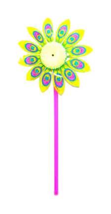 Вертушка Наша Игрушка Яркий цветочек 6804B