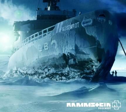 Rammstein Rosenrot (CD)