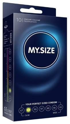 Презервативы My.Size р. 49 10 шт.