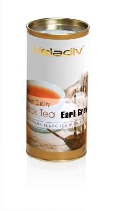 Чай листовой   Heladiv earl grey в тубе 100 г